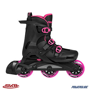 Powerslide wave pink 84MM