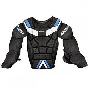 Street Hockey Chest And Arm Protector Junior